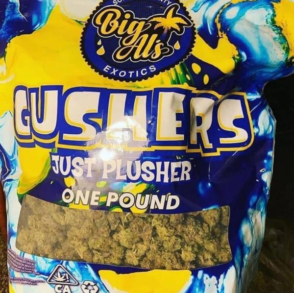 buy gushers weed